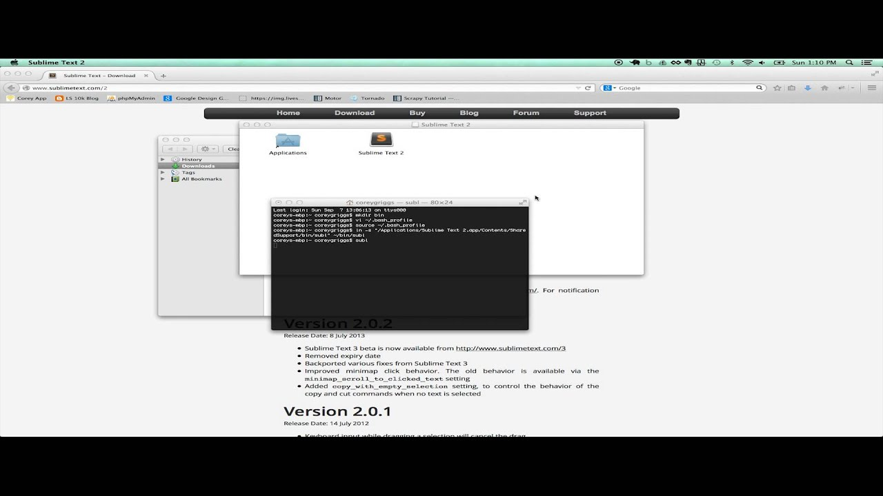 Setting Up Python on Mac | Penjee, Learn to Code