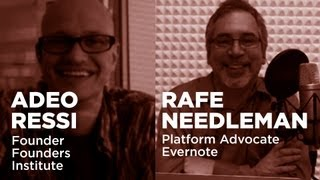 - Startups - News Roundtable with Adeo Ressi and Rafe Needleman-TWiST #324
