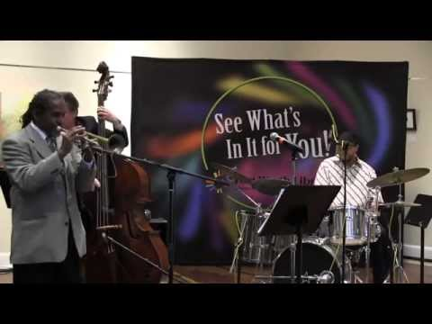 Third Thursday Jazz - Freddie Jones Quartet - July 17, 2014