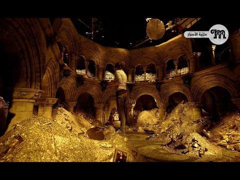 كنوز النبي سليمان والمعبد الذي يتحجج به اليهود! أين اختفى أعظم مُلك في التاريخ ؟