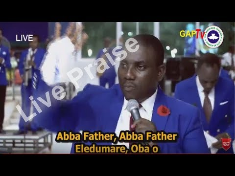 Powerful LIVE Praise @ RCCG September 2017 HOLY GHOST SERVICE