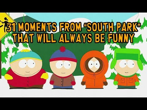 "31 Moments From ""South Park"" That Will Always Be Funny"