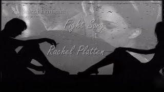 ♪ rachel platten fight song ♪ tradução trilha sonora totalmente demais tema eliza e jonatas