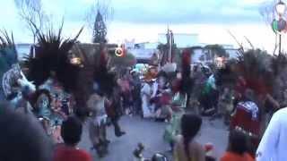 Baile en La Santa Cruz de los Milagros 1 2014