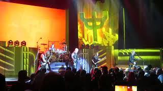 Judas Priest, Tyrant, (Crowd Scenes) intro 2:18 No Surrender, Rosemont Theatre, Rosemont, IL 5-25-19