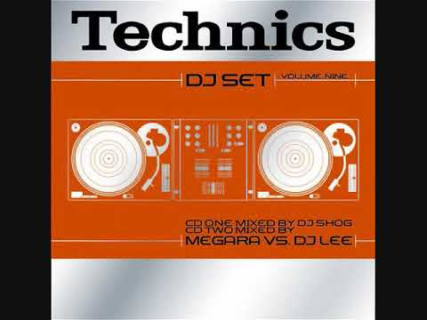 Technics DJ Set Volume Nine - CD2 Mixed By Megara vs. DJ Lee
