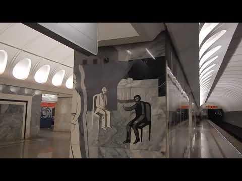 Станция Достоевская | Московский метрополитен