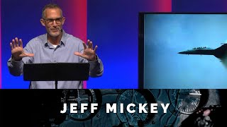 You Will Experience Turbulence: Perseverance - Jeff Mickey