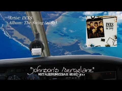 INXS - Johnson's Aeroplane (1984) HQ Audio