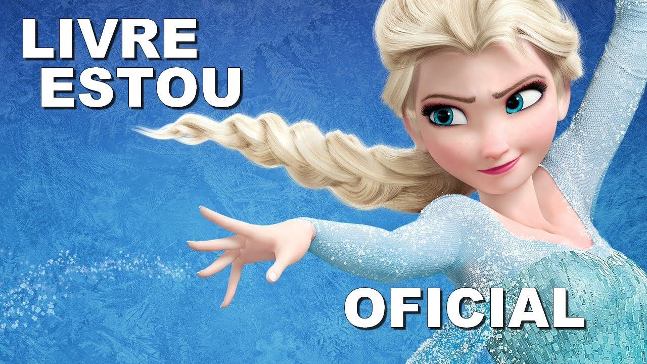 Frozen livre estou oficial pt br youtube