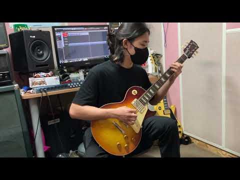 Metallica - Ride The Lightning Cover (Jihwan Kim)