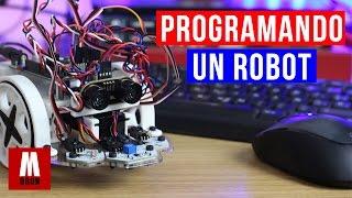 BQ Printbot Evolution - PROGRAMANDO UN ROBOT EN ARDUINO EN ESPAÑOL