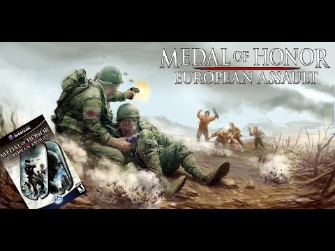 Medal of Honor European Assault-Game play #5 matando nazis en Africa. REtrus Gamer