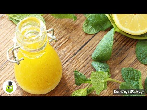 recette-|-vinaigrette-au-citron-&-à-l'huile-d'olive