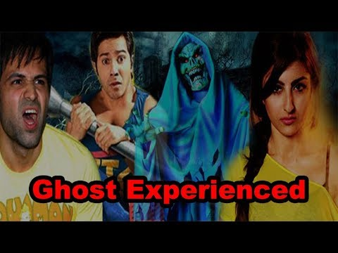 Top 5 Bollywood Celebrities who Experienced Ghost Practically [Bollywood Cafe]