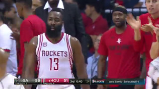 San Antonio Spurs vs Houston Rockets R2G3 | May 5, 2017 | NBA Playoffs 2017