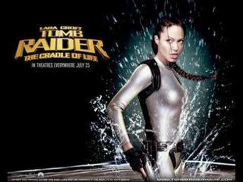 Pandora`s Box(Tomb Raider)-Alan Silvestri