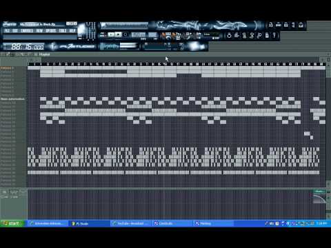 Young Jeezy ft. Nas - My President Is Black Remake In Fl Studio By BballAUS