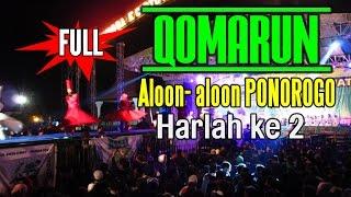 Qomarun - Gus Ali Gondrong Mafiasholawat Harlah 2  Alun-alun Ponorogo