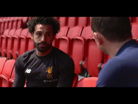 Frank Lampard Interview With Liverpool Star Mohamed Salah