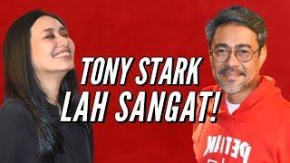 Tak senonoh Tony Stark balik tabir GV6