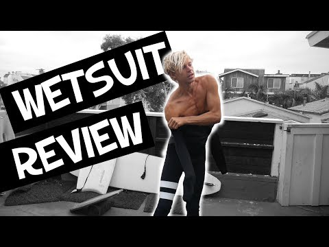 HURLEY ADVANTAGE PLUS 3/2 WETSUIT REVIEW