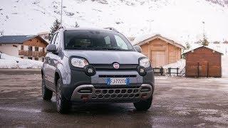 Fiat Panda 4x4 Cross : ce petit bi-cylindre est une merveille