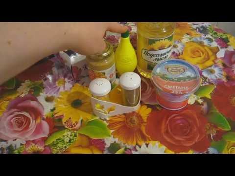 Домашний майонез без яиц за 1 мин : Соусы