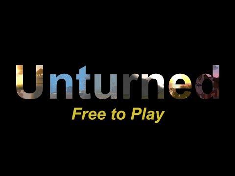 Unturned Release Trailer