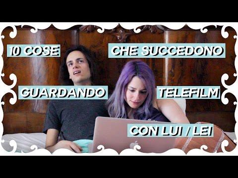 10 cose che succedono quando guardi TELEFILM con LUI/LEI ☾ Shanti Lives