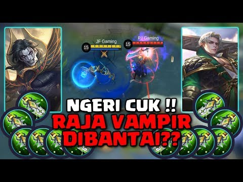 KHUFRA VS ALUCARD || 4 HIT MATI || MOBILE LEGENDS
