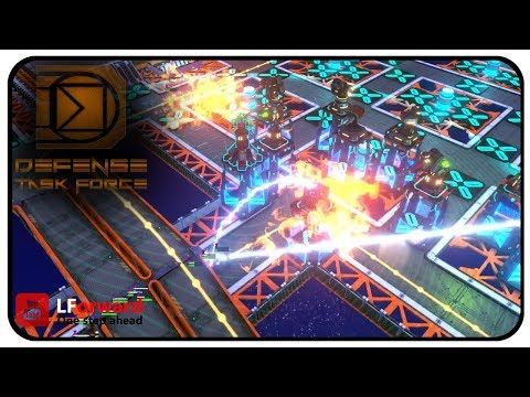 Defense Task Force | A Singleplayer Tower Defense!