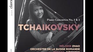 Teaser: Mélodie Zhao - Tchaikovsky: Piano Concerto No. 1 in B-Flat Minor / Allegro non troppo..