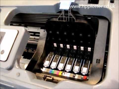HP Designjet Z3200 printer - how to setup & configure your HP Designjet Z3200