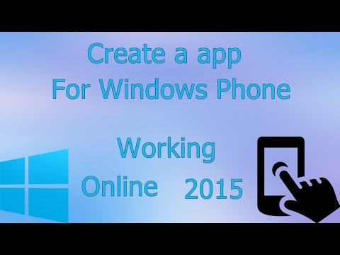 How to write apps for windows mobile