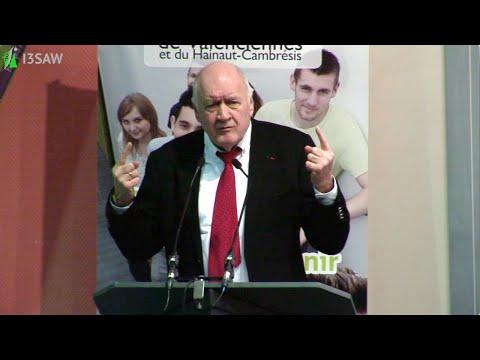 """Conférence de Michel VAUTROT : """"Arbitrage, vidéo et nouvelles technologies"""""""