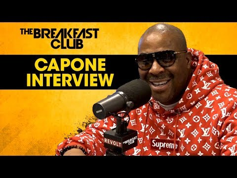 Comedian Capone On His Old Rap Career, Mother's Day Comedy Show + More