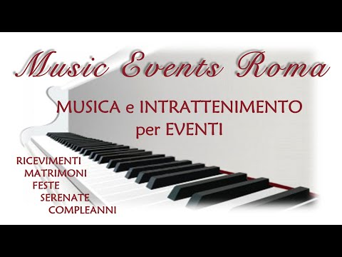 Musica per Matrimoni • Roma - Duo Musicale per il Ricevimento @ Ristorante Il Castellaccio