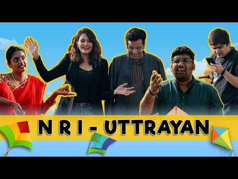 NRI UTTRAYAN | THE COMEDY FACTORY