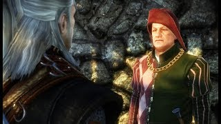 THE WITCHER 2 - The Scent of Incense (secret quest)