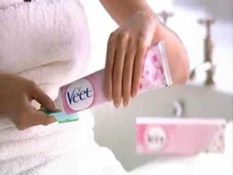 3 Easy Steps to use Veet Hair Removal Cream
