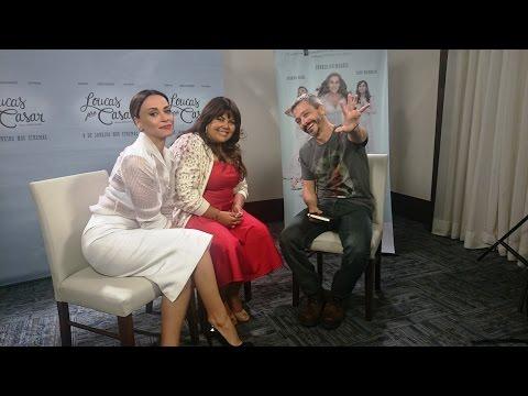 Loucas Pra Casar: Entrevista Suzana Pires e Fabiana Karla