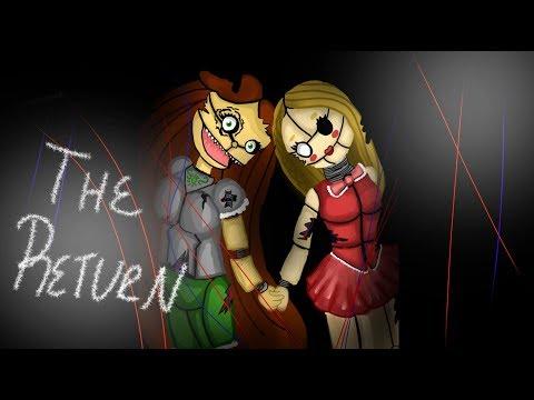 The Return (Fnaf-style storyline animation)