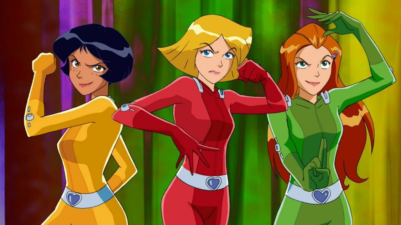 Sonnerie totally spies compoudrier iphone - Come spiare telefonate su android