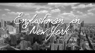 "Sting  ""Englishman in New York"" Lyric Video"