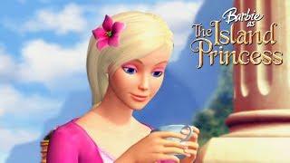 Королевское чаепитие. Мультик Барби принцесса острова.