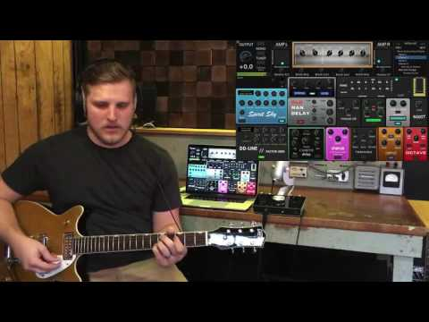 mainstage guitar presets