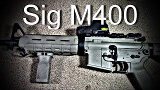 Просто АР-15 - Sig M400 Enhanced