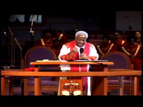 Bishop James Chapman-Down But Not Out (02-03-2013)