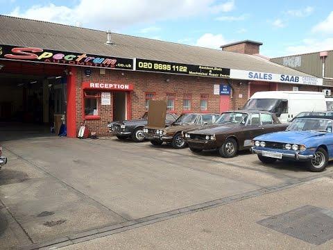 Car Body Repairs - Spectrum Automotive Ltd